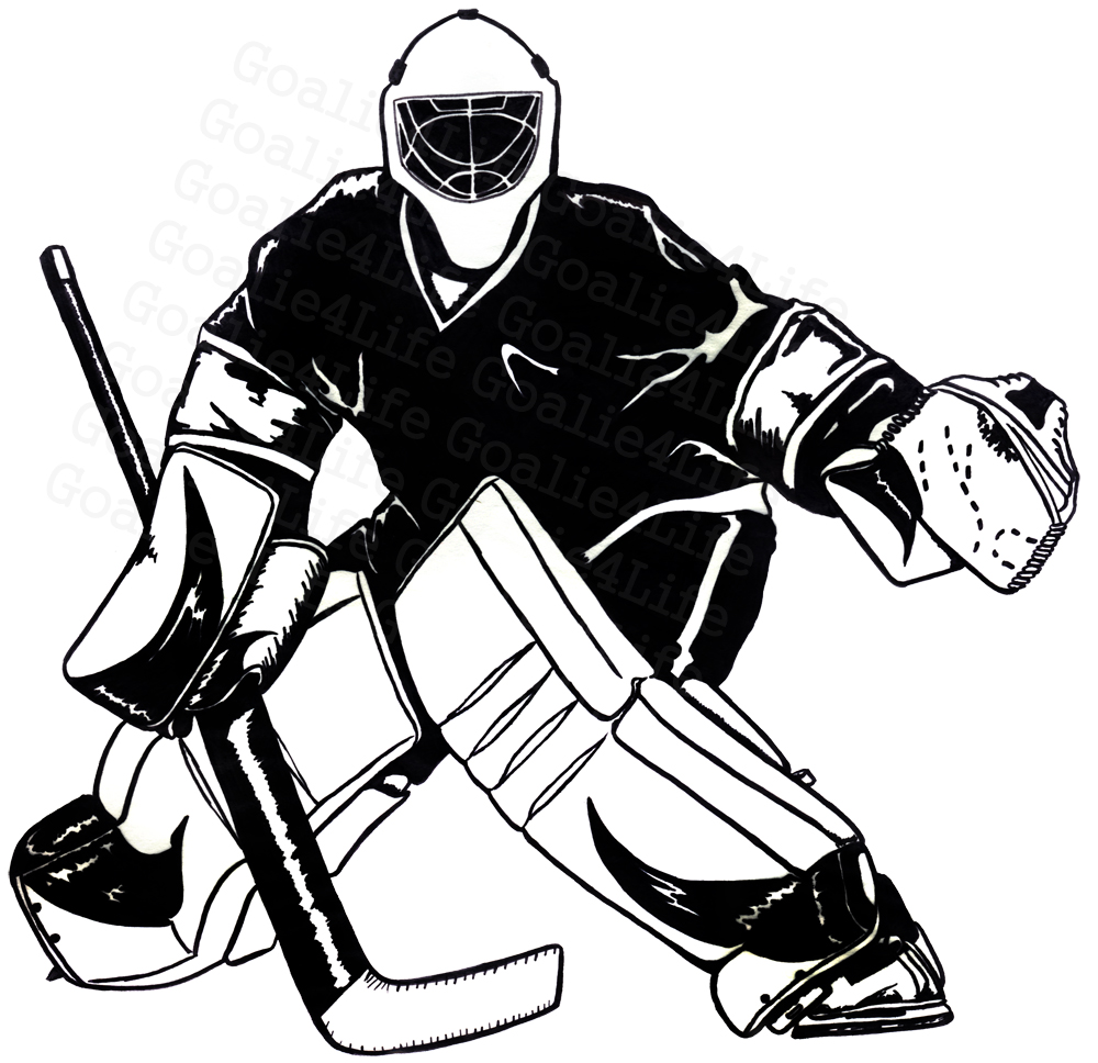 Goalie_Black_and_White_by_GoaliGrlTilDeath